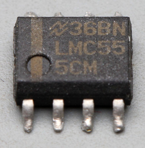 National Semiconductor LMC555