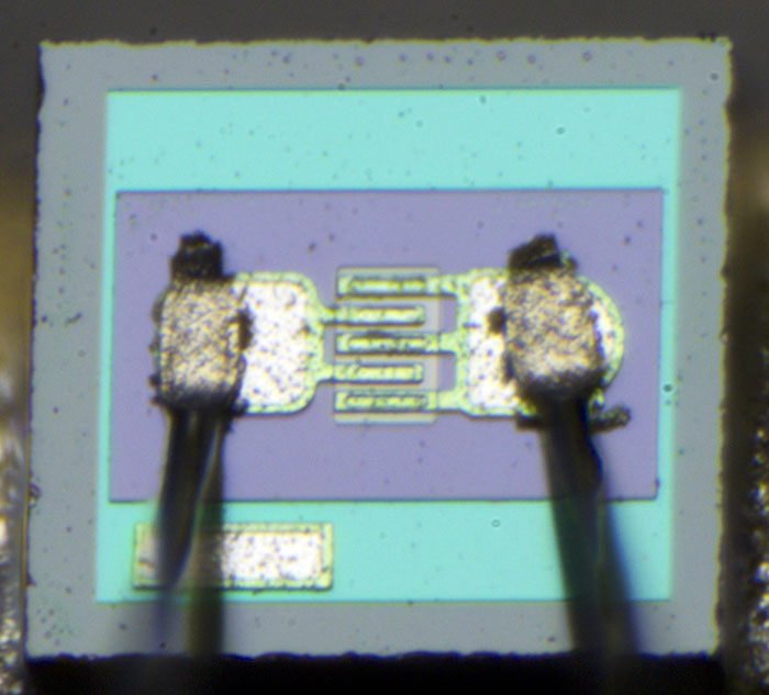 PA03 small signal PNP Die