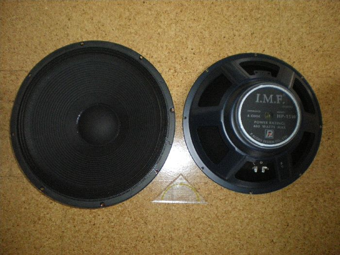 Mystery-PA Subwoofer HP-15W