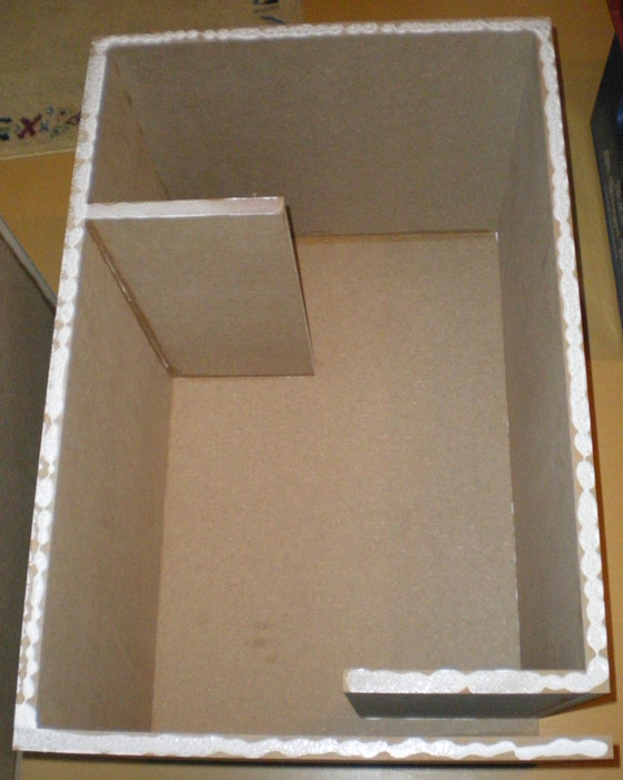 Mystery-PA Subwoofer Gehäuse MDF 19mm