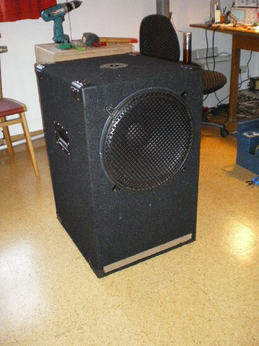 Mystery-PA Subwoofer Gehäuse