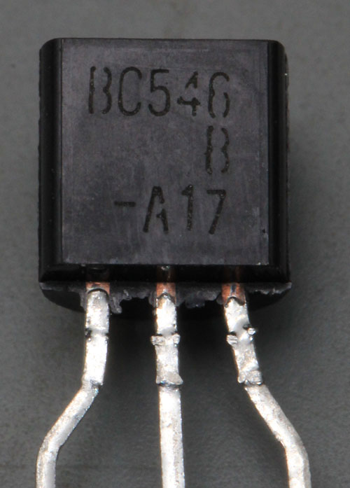 ON Semiconductor BC546B