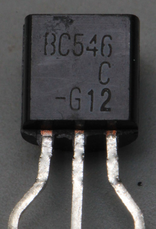 ON Semiconductor BC546C